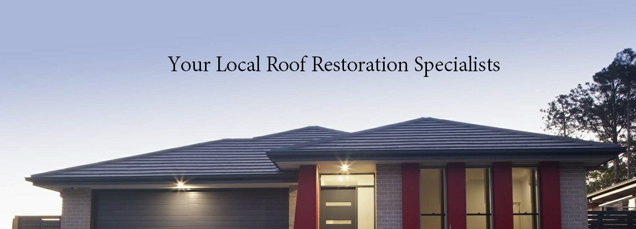 roof restoration Townsville